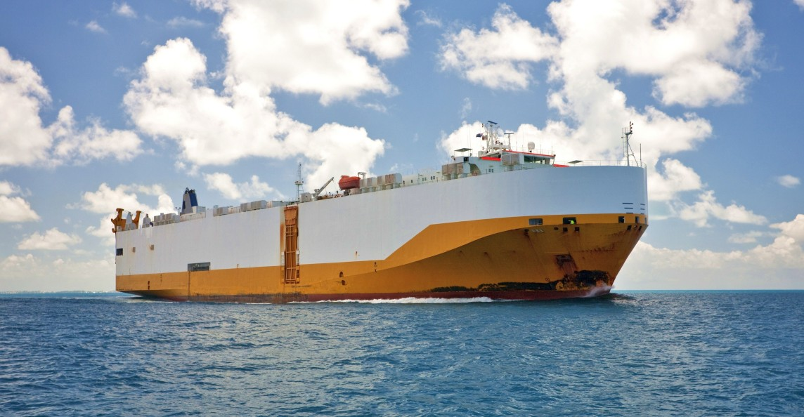 Car Shipping Vessel